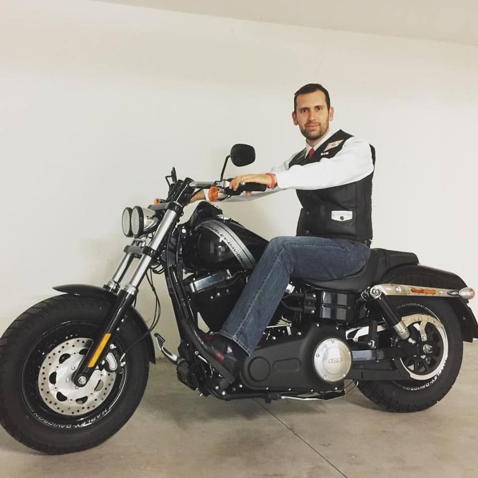 Andare in moto fa bene alcervello