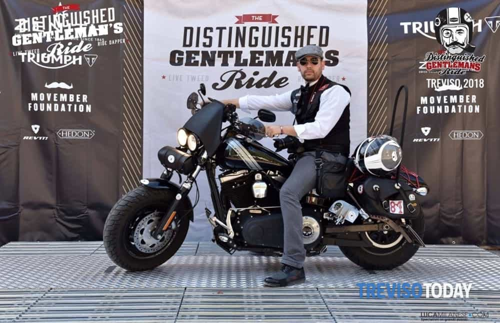 The Distinguished Gentleman's Ride Treviso 2019